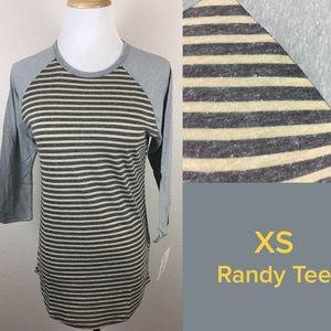 LuLaRoe Randy XS T-shirt